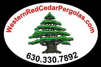 Western Red Cedar Pergolas