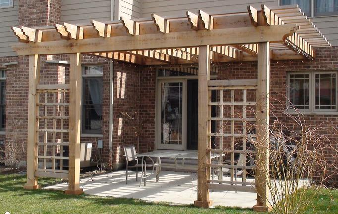 Hobby Woodworking Magazines Pergola Plans 16x20