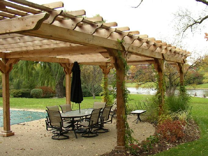 western red cedar pergola outdoor goods. Black Bedroom Furniture Sets. Home Design Ideas